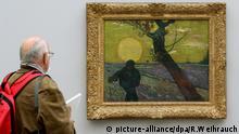 Die Ausstellung Monet, Gauguin, van Gogh … Inspiration Japan im Museum Folkwang in Essen