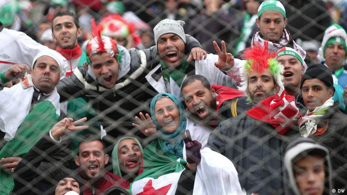 Initiave gegen Gewalt in den Stadien Algerien