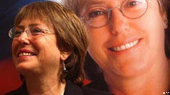 Michelle Bachelet (AP)