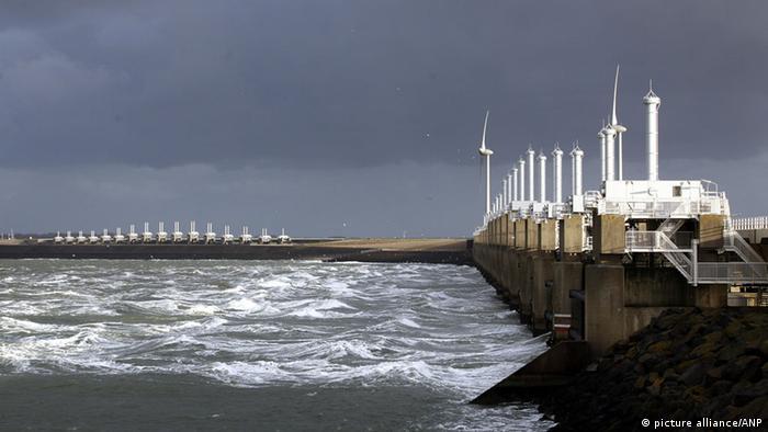 Hochwasserschutz in den Niederlanden