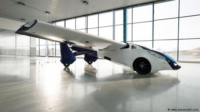 Slowakei Fliegendes Auto Aeromobil (www.aeromobil.com)