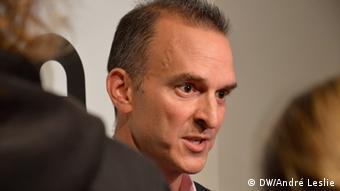 Travis Tygart, Chef der US-Dopingagentur USADA (DW/André Leslie)
