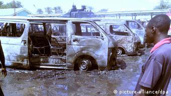 Anschlag in Gombe Nigeria 31.10.2014