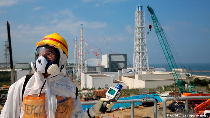 Ranga Yogeshwar in Fukushima