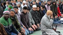 Symbolbild Islamisten in Deutschland