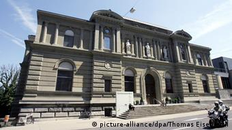 Kunstmuseum von Bern (Foto: Thomas Eisenhuth/dpa)