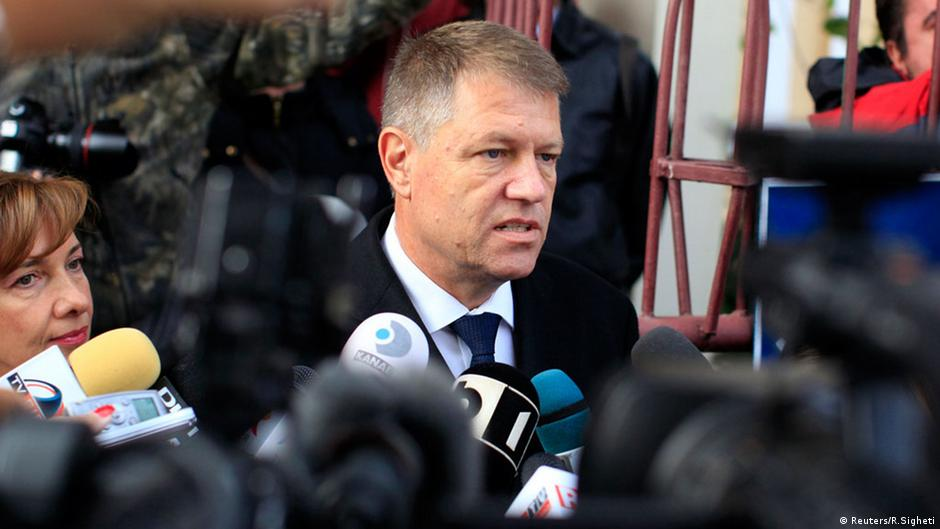 Romanian presidential candidate Klaus Iohannis - a pragmatic go-getter   DW   16.11.2014
