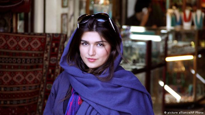 Ghoncheh Ghavami (Foto: picture alliance/AP Photo)