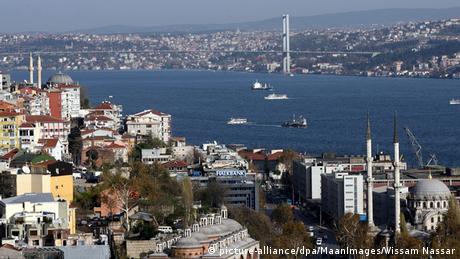 Νέο Βόσπορο ονειρεύεται ο Ερντογάν
