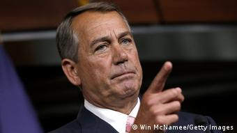 John Boehner PK in Washington 24.07.2014