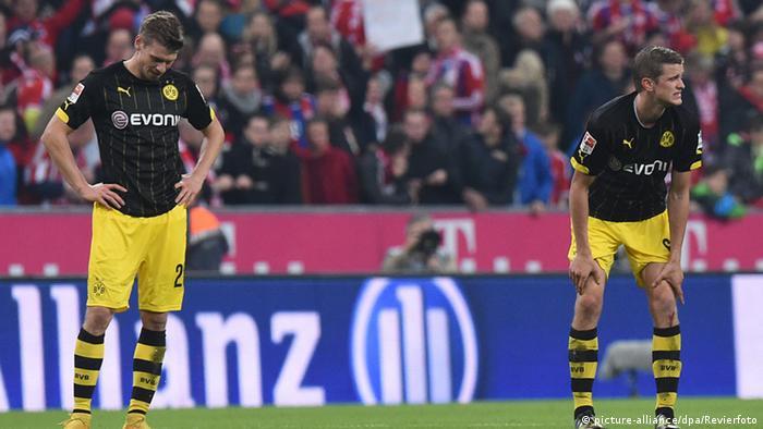 Cinco causas de la crisis en el Borussia Dortmund | Deportes | DW ...
