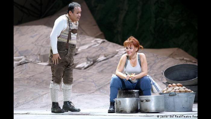 Javier Camarena acaba de cosechar un gran éxito en el Teatro Real de Madrid.