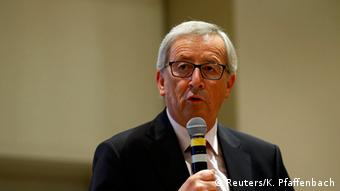 Jean-Claude Juncker Buchvorstellung Helmut Kohl Aus Sorge um Europa 03.11.2014