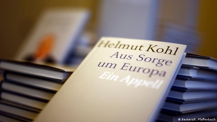 Buchvorstellung 'Aus Sorge um Europa' (Foto: Reuters)