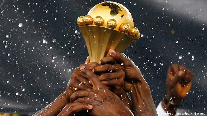 Africa Cup of Nations 2013 (picture-alliance/dpa/N. Bothma)