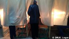 Ostukraine Wahlen Donezk 02.11.2014