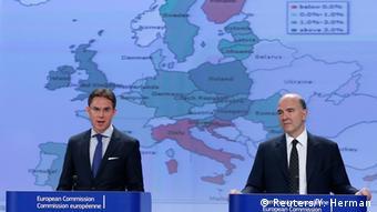 EU Wirtschaftsprognose Herbst 2014 Brüssel 04.11.2014