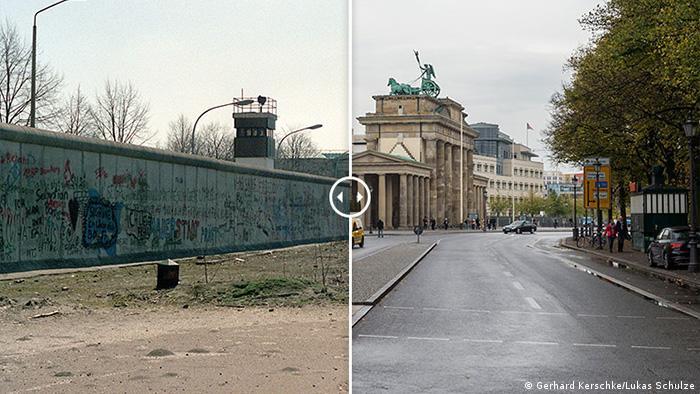 25 Jahre Mauerfall: Spurensuche in Berlin | Reporter | DW | 08.11.2014