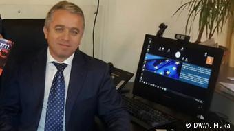 Albanien Tirana Eröffnung des Museums Virtual Memory (DW/A. Muka)