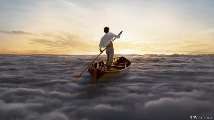 Обложка нового альбома группы Пинк Флойд The Endless River
