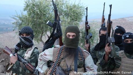 سوريا: مخاوف من قتل ″داعش″ لأكثر من ألف شخص   أخبار   DW.DE   19.12.2014