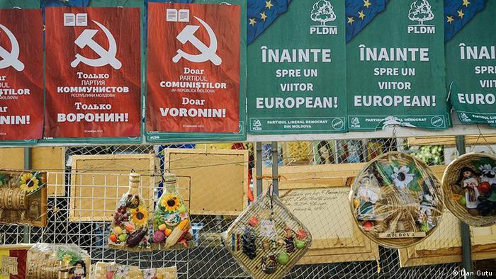 Выборы в Молдавии и российская угроза
