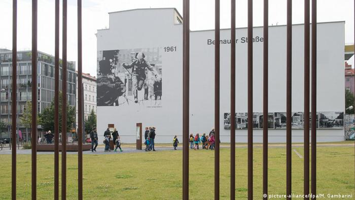 The Berlin Wall Memorial, Bernauer Strasse