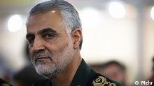 Iran Kommandant Ghasem Soleymani