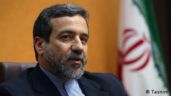 عباس عراقچی، معاون امور سیاسی وزیر امور خارجه و نماینده ویژه حسن روحانی در امور قرهباغ