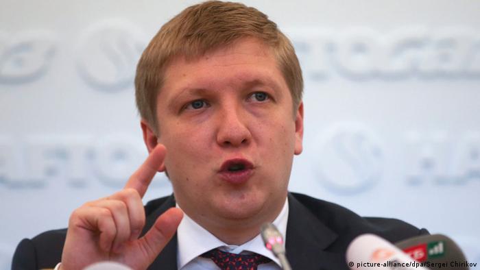 Голова правління НАК Нафтогаз України Андрій Коболєв (фото з архіву)