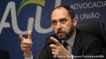 Der brasilianische Minister Luis Inacio Adams