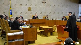 Das Oberlandesgericht in Brasilien