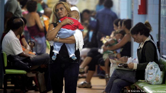 Symbolbild Brasilien Gesundheitstourismus (Evaristo Sa/AFP/Getty Images)