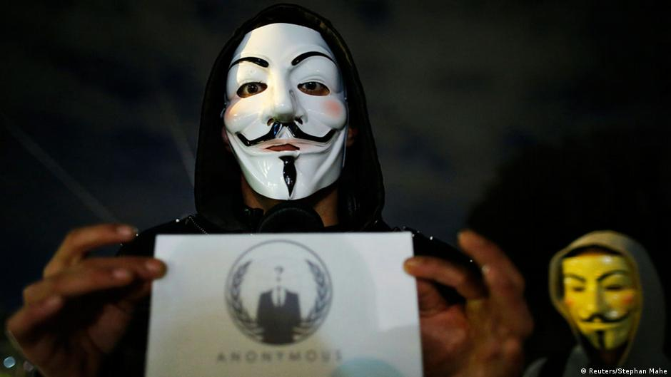 Anti-austerity 'Million Mask March' sweeps the globe | DW | 05.11.2014