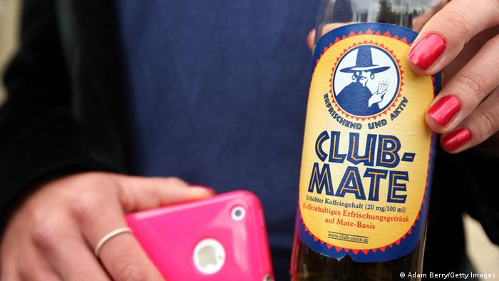 Hipster Club Mate (Adam Berry/Getty Images)