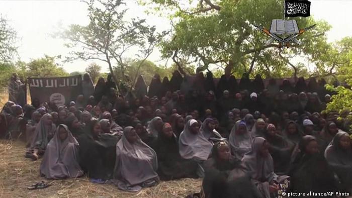 Djevojke u rukama terorističke skupine Boko Haram