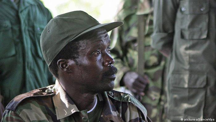 Uganda LRA Leader Kony