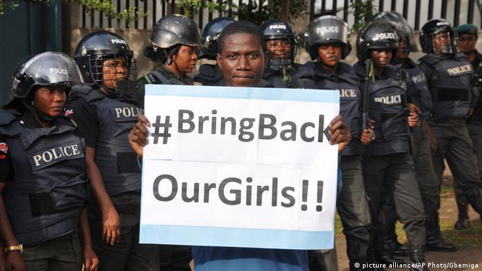 Nigeria Boko Haram Bring back our Girls