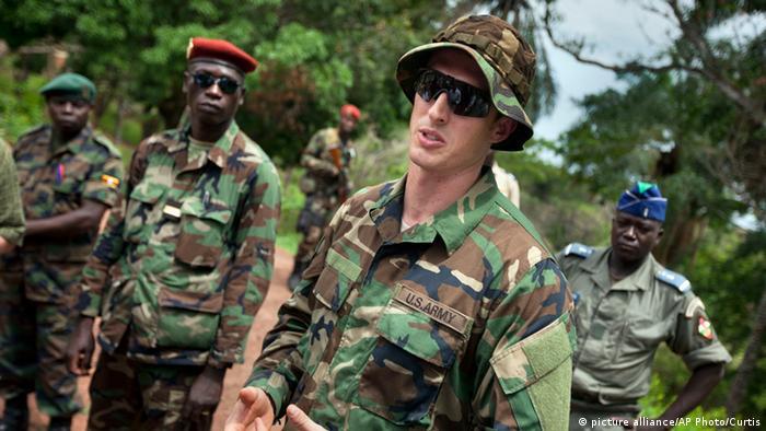 USA unterstützen Uganda bei der Jagt auf Joseph Kony