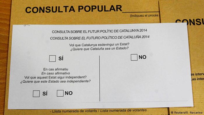 Автономія Каталонії