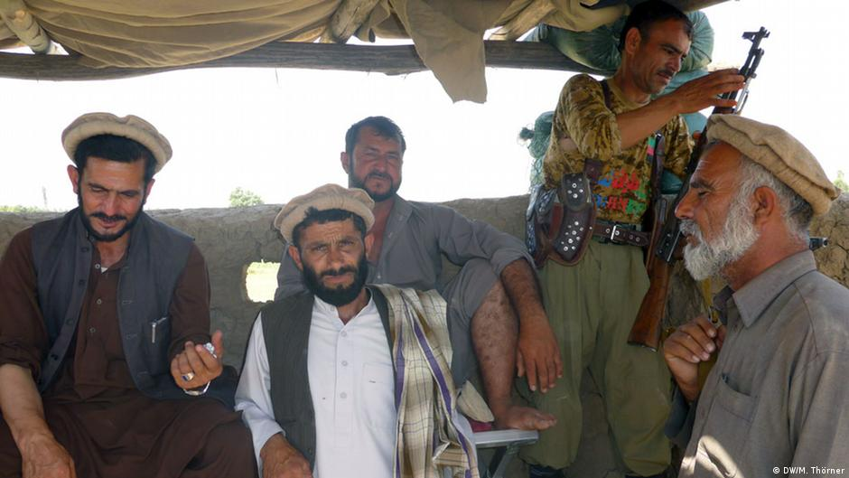 ২০১৪: আফগানিস্তানের জন্য ভীষণ দুশ্চিন্তার বছর | DW | 21.11.2014