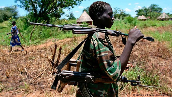 LRA Soldat