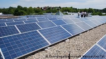 Energy communes