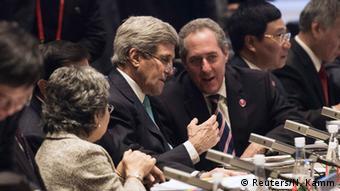 APEC Ministertreffen in Peking 07.11.2014
