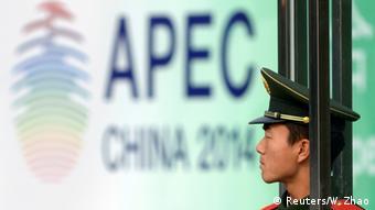 APEC Treffen in Peking 07.11.2014