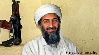 Osama Bin Laden Porträt (picture-alliance/dpa)