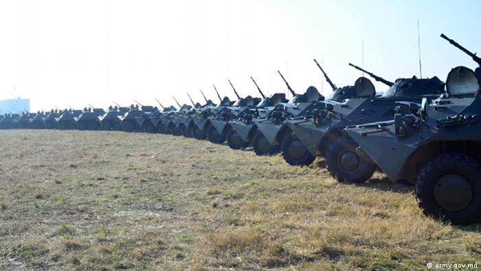 Armee der Republik Moldau (Foto: army.gov.md)