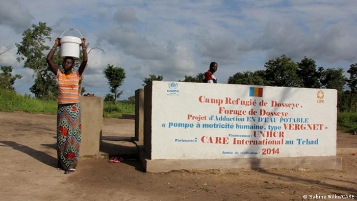 Dosseye refugee camp