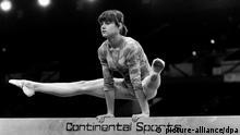 Olympiade 1979 - Nadia Comaneci