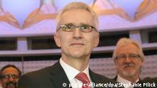 Jürgen Stock Vizepräsident des Bundeskriminalamtes ARCHIV